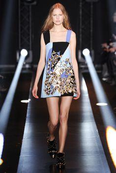 Fausto Puglisi Fall 2014 Ready-to-Wear Fashion Show - Elisabeth Erm