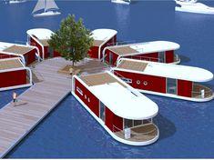 Leben auf dem Wasser - hier werden Träume wahr. Hausbootportal zeigt viele Hausboot Varianten zum Kaufen, Mieten, Investment Ideen und Geldanlagen.