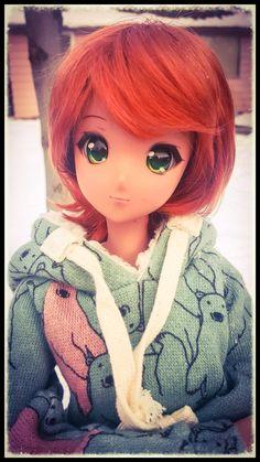 Smart Doll Ebony by heatherfield17