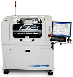 New Product: AP3000 Fully Automatic Inline Stencil Printer with Vision Alignment