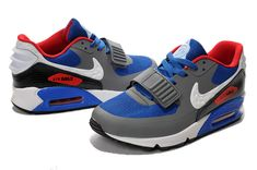Authentic Nike Shoes For Sale, Buy Womens Nike Running Shoes 2014 Big Discount Off Nike west magic buckle the devil shoes lovers Coal ash/sapphire blue/white - Work Sneakers, Air Max Sneakers, Sneakers Nike, Air Yeezy 2, Shoe Closet, Nike Huarache, Blue Sapphire, Nike Air Max, Trainers