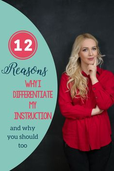 12 Reasons Why I Differentiate-- Differentiation is one of the keys to successful teaching. Learn how this teacher makes it happen. What Is Classroom, Differentiation In The Classroom, Classroom Ideas, Teaching Tips, Teaching Reading, Differentiated Instruction Strategies, Ontario Curriculum, Inquiry Based Learning, Back To School Activities