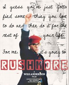 Wes Anderson, you weird genius.