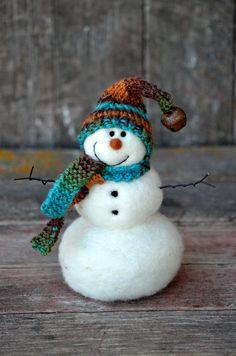 Snowman by BearCreekDesign