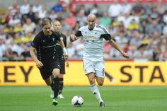 Swansea City 4-0 Malmo: Super Swans give fans something to sing about with Europa League demolition