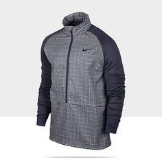 Nike Sport Fabric-Mix Men's Golf Hoodie