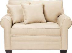 Cindy Crawford Home Bellingham Vanilla Chair