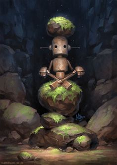 Totem by MattDixon on DeviantArt