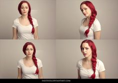 Expression Stock Pack7 by faestock