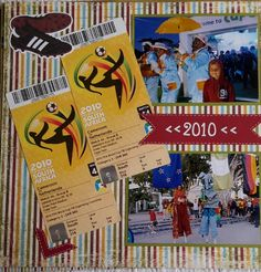 World cup 2010 My Scrapbook, World Cup, Netherlands, Rome, The Nederlands, The Netherlands, World Cup Fixtures, Holland, Rome Italy
