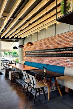 Archilovers The Social Network for Architects — For the new design of Flocafe Espresso Room,...