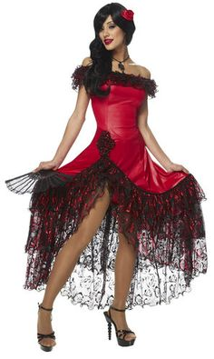 Are not spanish seduction adult costume for that