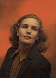 Edward Steichen, Frances Farmer, 1937