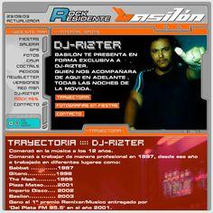 Año 2003 - DIMS crea la tercera versión de la Discoteca Basilón de San José de Mayo  http://dims.com.uy/clientes/basilon/cache/v3/web.html