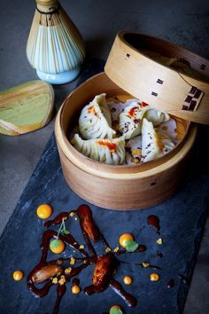 DuMpLiNgS Fresh Handmade Dumplings every day, ask for today's flavor