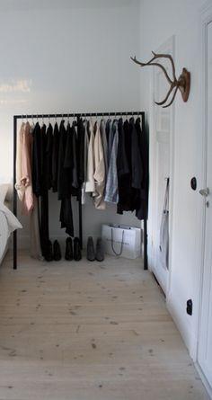 bedside closet
