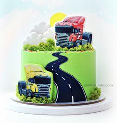 Elegant Birthday Cakes, Beautiful Birthday Cakes, Fondant Cake Designs, Fondant Cakes, Shark Birthday Cakes, Rodjendanske Torte, Motorcycle Cake, Funny Wedding Cakes, Beautiful Cake Designs