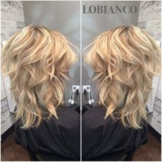 52 Fashion Summer Inspirational Layered Hairstyles Ideas For Medium Lenth Hair 2019 – Page 41 of 52 – Diaror Diary Hair inspiration – Hair Models-Hair Styles Medium Lenth Hair, Medium Hair Cuts, Layers For Medium Hair, Hair Cuts Thick Hair, Choppy Layers For Long Hair, Curly Layers, Haircut Trends 2017, Hair Trends, Short Layered Haircuts