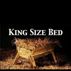 King's Bed!