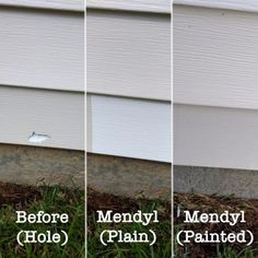 Restoring Vinyl Siding With Linseed Oil Home Improvement