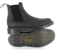 Chelsea Boot in Black from Vegetarian Shoes - Boots - Women's Shoes