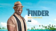 Michael Clarke Duncan The Finder wallpaper