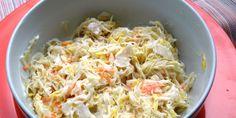 Osvježavajuća salata od kiselog kupusa