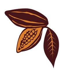 Spice Jar Labels, Spice Jars, Logo Branding, Branding Design, Logo Design, Chocolate Stores, Coffee Shop Logo, Burlap Bags, Leaf Drawing