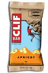 Cliff Bars can get you through the day while training