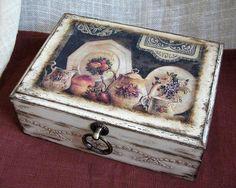 Decoupage Box                                                                                                                                                                                 More