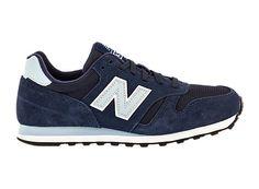 new balance 373 azul marinho