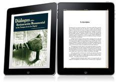 """Ya tienes disponible la versión ebook de """"Diálogos sobre Restauración Monumental en los Tiempos de la Era Digital"""" de A. Sebastián Hernández, en el siguiente enlace: http://investigacionesdigitalescanarias.blogspot.com.es/"""