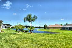 FLORIDA LAWN, WATERVIEW. Parrish Florida Real Estate, Manatee County, Jordan Chancey www.Jordan-Chancey.com