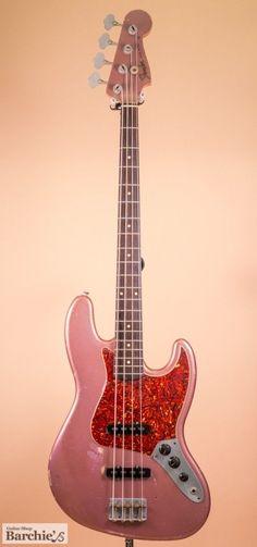 Fender Custom Shop 1964 Jazz Bass Relic® bass w/Hard case/456 #Fender