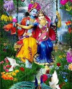 Lord Krishna Wallpapers, Radha Krishna Wallpaper, Radha Krishna Pictures, Lord Krishna Images, Radha Krishna Photo, Krishna Photos, Krishna Art, Iskcon Krishna, Shree Krishna