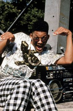 It all started on Fresh Prince of Bell Air and Will Smith hasn't stopped putting on sunglasses since.