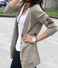 Warm long-sleeved Sweater Coat GV1215DF