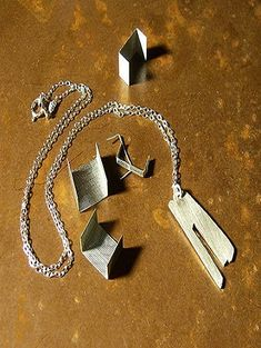 Necklace Price, Dog Tag Necklace, Arrow Necklace, Cardboard Jewelry Boxes, Hand Saw, Chunky Jewelry, Wedding Band Sets, Stapler, Sterling Silver Necklaces