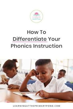 """Did you know that phonics learning is developmental? Kids' knowledge grows in a (mostly) predictable sequence. And we need to match our phonics instruction to students' current levels to get the most """"bang for our buck."""" Learn how in this blog post! Phonemic Awareness Activities, Phonological Awareness, Phonics Lessons, Teaching Phonics, Beginning Of Kindergarten, Phonics Programs, Spelling Patterns, Word Building, Word Sorts"""