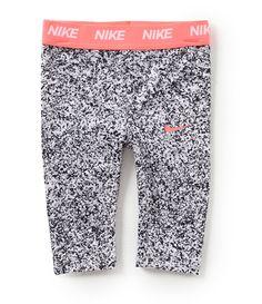 de344d60df8b1 Shop for Nike Baby Girls 12-24 Months Dri-FIT Sport Essentials Gravel AOP
