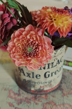 floral photography via The Weaver House