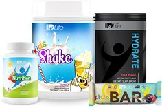 IDLIFE KIDS NUTRITION AND VITAMINS