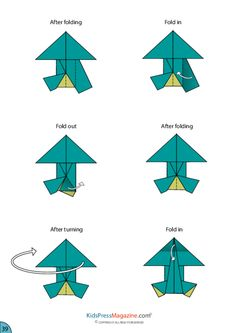 If you are looking for how to make a paper airplane that flies far, you have come to the right place! Paper Airplane Folding, Make A Paper Airplane, Airplane Crafts, Paper Folding, Paper Airplanes Instructions, Best Paper Plane, Fraction Games, Math Charts, Arts And Crafts