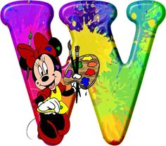 CH.B *✿*Mayuscula de Minnie Mouse Disney Letters, Mickey Mouse Letters, Childrens Alphabet, Cute Alphabet, Alphabet And Numbers, Alphabet Letters, Minnie Png, Minnie Mouse Party, Graffiti Alphabet