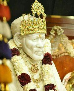 Sai Baba Pictures, Sai Baba Photos, God Pictures, Shirdi Sai Baba Wallpapers, Baba Image, Radha Krishna Wallpaper, Om Sai Ram, Indian Gods, Lord Shiva