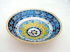 Image result for mosaic bowl