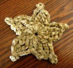 Lots of Crochet Stitches by M. J. Joachim: Crochet Star Motif 120412