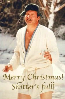 Christmas Vacation - All time fav movie!
