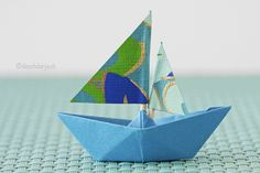 Origami Boot