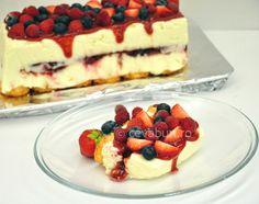 light fruit, chocolates, fruit cake, cheesecakes, nobak white